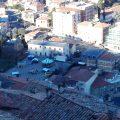 """""""Città Presepe"""" vista dal centro storico"""