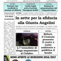"""""""La Tribuna"""" in edicola con la sfiducia ad Angelini"""