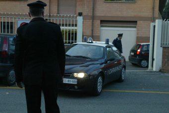 I Carabinieri di Lariano (foto d'archivio)