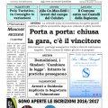 """""""La Nuova Tribuna"""" in edicola: rifiuti, arresti, appalti e demolizioni"""