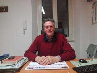 """Il presidente """"dimissionato"""" Roberto Pizzuti"""