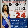 Roberta Di Re avrà il numero 24