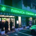 La Farmacia Comunale vista dall'esterno