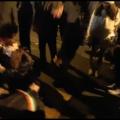 Termovalorizzatori: i Sindaci Sanna e Alfieri stesi a terra bloccano il tir