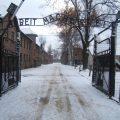 L'entrata di Auschwitz