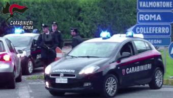 I Carabinieri di Colleferro