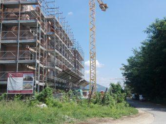 Colle della Vecchia: ok all'urbanizzazione primaria del Lotto B
