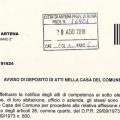 309 cartelle esattoriali notificate all'albo ad Artena: l'ex Equitalia torna in azione
