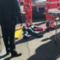 Ragazza investita in via Matteotti a Valmontone – in aggiornamento