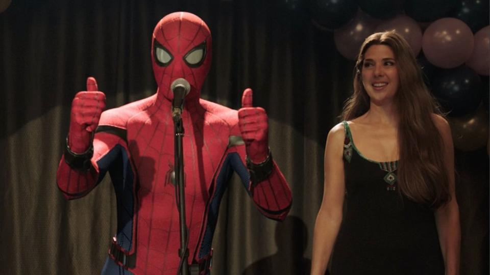 Spider-Man: Far From Home- Una serata al cinema
