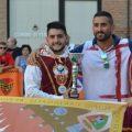 Le bandiere del Cardinal Borghese sventolano su Ferrara