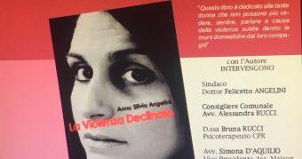 """""""La violenza declinata"""": un libro per non subire più"""