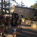 Gli scout di Artena e Segni sul cammino di San Benedetto