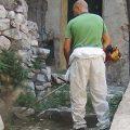 """Pecorari: """"Per pulire il centro storico ho dovuto sospendere i lavori nelle scuole"""""""