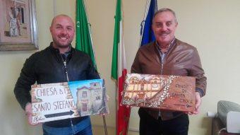 """""""Percorsi dipinti"""": c'è l'accordo tra Sindaco e Comitato Centro Storico"""