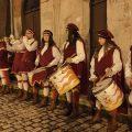 """Partito """"il treno"""" di Artena Città Presepe, prossime aperture nel week-end"""