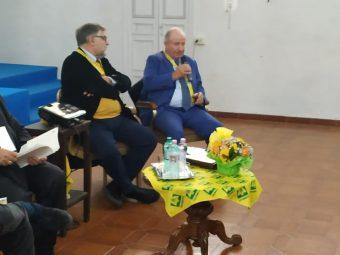 I cinquant'anni di agricoltura di Paniccia alla presentazione del libro su Bonomi