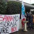 """""""Sanna-mo a sdraja' pure noi"""": i lavoratori di Lazio Ambiente alla Regione – in aggiornamento"""