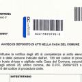 Centinaia di avvisi di pagamento tra Valmontone, Artena e Lariano ma gli interessati lo sanno?