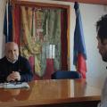 """VIDEO – Lariano, Caliciotti: """"State a casa, ne va della nostra vita e del nostro futuro"""""""