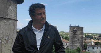 """VIDEO – """"La torre dell'acqua di Artena è un serbatoio, non una struttura storica"""""""