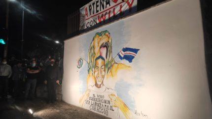 murales artena willy monteiro duarte