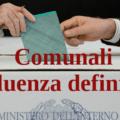 Colleferro: affluenza oltre il 71%. I dati di tutti i Comuni della provincia di Roma
