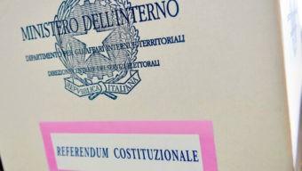 """Artena, Italia Viva si schiera per il """"no"""" al referendum"""