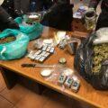Droga, arresti tra Roma e Labico. A Roma sequestrati 4 chili e mezzo di stupefacente