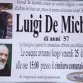 Luigi De Michele viene a mancare a 57 anni