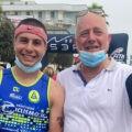Edoardo Petroni medaglia di bronzo al triathlon di Alba Adriatica