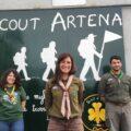 Artena, dall'assistenza al centro storico alla creatività giovanile: gli scout in azione