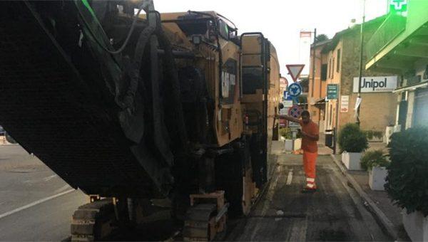 Lariano, al via i lavori sui tratti urbani di via Ariana: interventi pagati dalla Regione