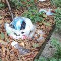Vergogna metropolitana: l'ex provincia di Roma trincia pure i rifiuti a bordo strada
