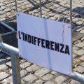 Artena, in piazza della Vittoria spunta un cartello. È la protesta silenziosa dei residenti