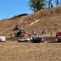 Tragedia ad Artena: muore sotto al trattore a 35 anni