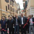 Velletri, è UgoMania: il volto di Tognazzi tra vetrine e vicoli del centro storico